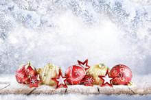 Festive Christmas Composition ...