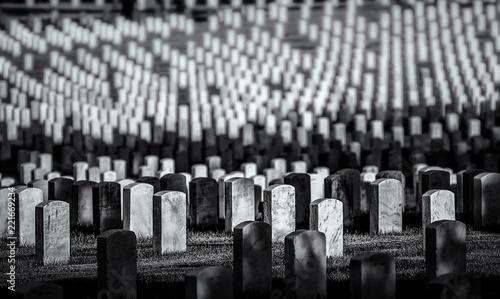 Photo Stands Cemetery Arlington Cemetery
