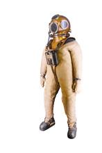 Vintage Diver Deep Sea Suit Is...