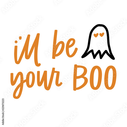 Photo  I'll Be Your Boo