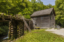 Old Grist Mill & Flume