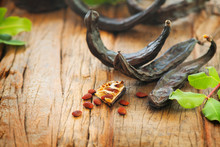 Carob. Healthy Organic Sweet C...
