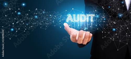 Photo Business showing Audit. Audit concept