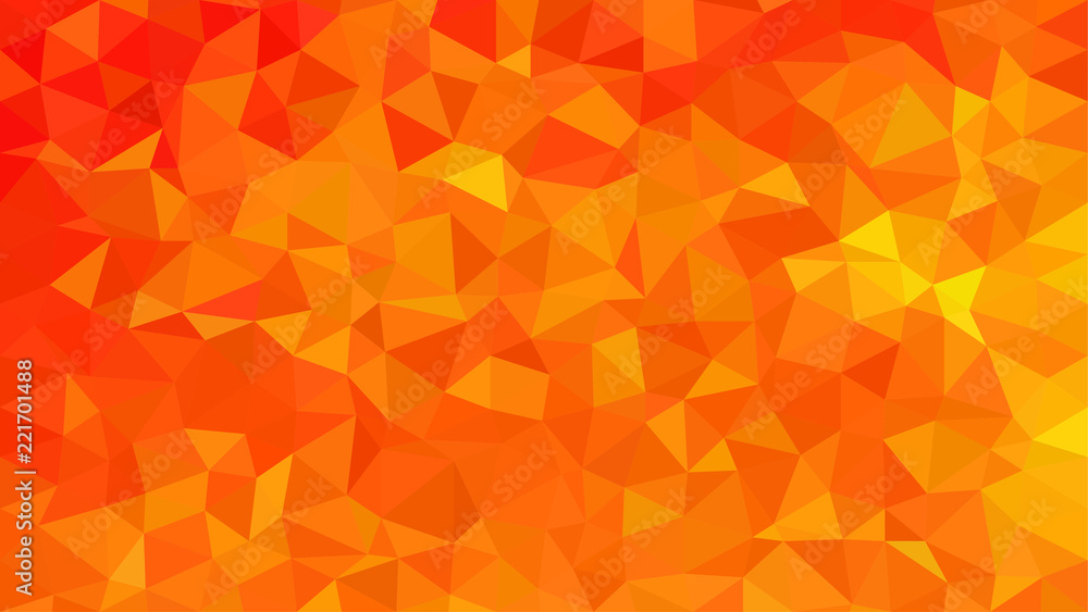 Fototapeta polygon style colorful abstract background