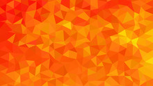Polygon Style Colorful Abstract Background