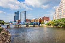 Downtown Grand Rapids Michigan...