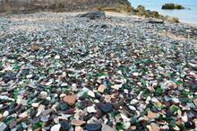 Bermuda's Sea Glass Beach
