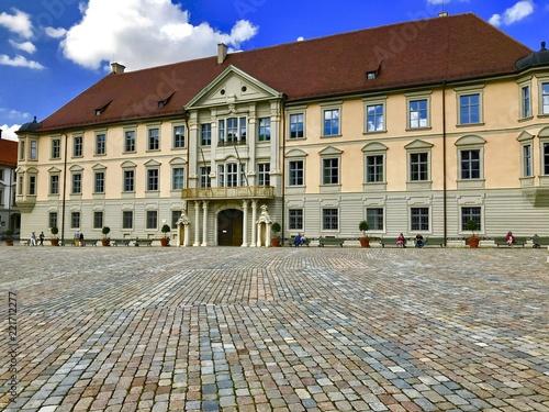 Foto  Residenz in Eichstätt (Bayern)