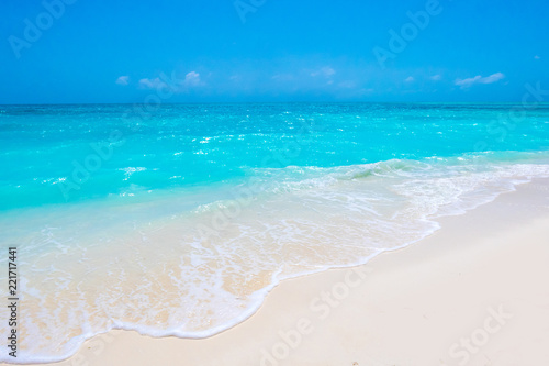 Fotografia  Gorgeous Beach Landscape