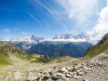 Tour Du Mont-Blanc/Col De Voza,France