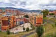 Bilbao neighborhood landscape