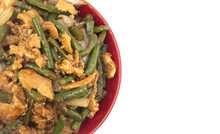 Green Bean And Chicken Stir Fr...