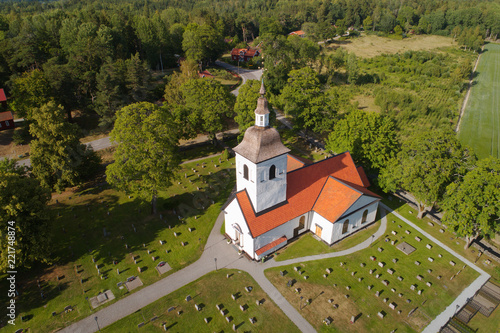 Cuadros en Lienzo Vårdinge kyrka
