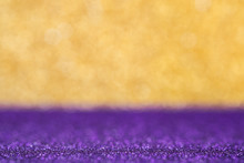 Abstract Gold And Luxry Purple...
