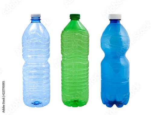 Fototapeta  Plastic bottles
