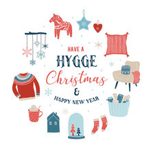 Hygge Winter Elements And Conc...