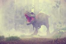 T Rex, Tyrannosaurus Rex Dinos...