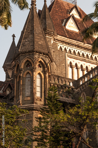 Photographie  Bombay High Court, India