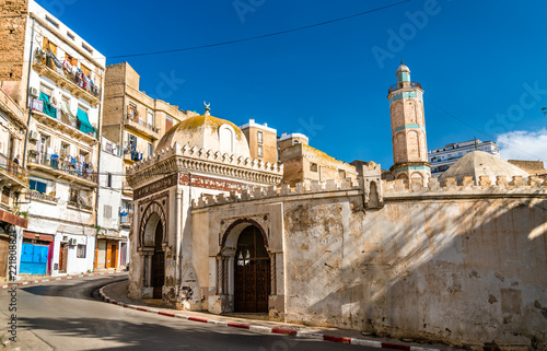 Photo sur Toile Algérie Hassan Pasha Mosque in Oran, Algeria