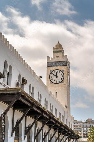 Oran Train Station in Algeria, North Africa