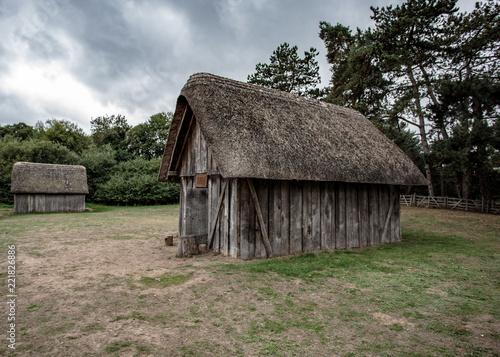 Photo Anglo Saxon Houses