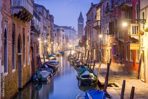 obraz lub plakat Venedig am Abend