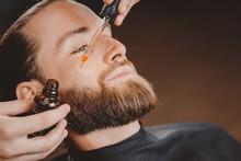 Oil For Beard In Dropper, Proc...
