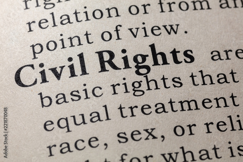 Fotografía definition of Civil Rights