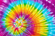 Colorful Tie Dye Pattern Abstract Background.
