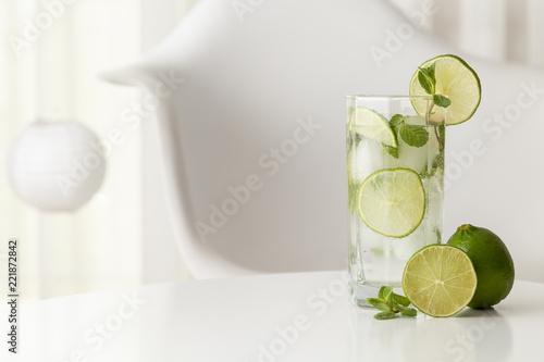Foto op Plexiglas Cocktail Mojito