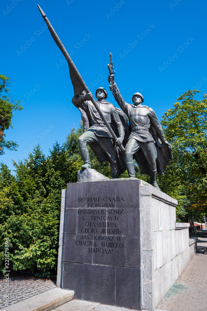 Fotografia  1200 Guardsmen monument