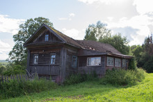 The Ramshackle Russian Wooden ...