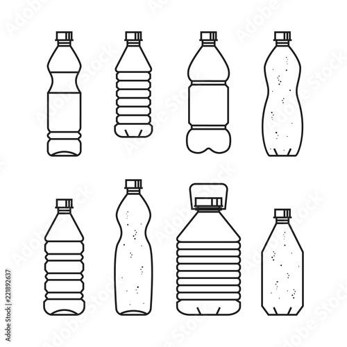 Fototapeta Pure drinking water
