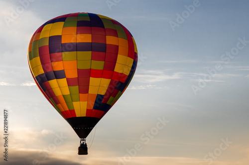 Poster Ballon Hot Air Balloon