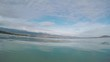Gopro on water 2.7 at summer on beach, holiday, feeling happy