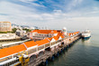 Sunrise at Swettenham Pier Cruise Terminal, Penang Island