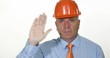 Corporate Technical Manager Experience Management Engineer Welcome Hand Gesture