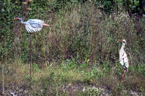 Tuinposter Jacht Hunting Polowanie صيد Bird Jagd 사냥 trapping Caccia Որսորդություն Uccellagione uccello Vogelfalle ft81090212 Čižba