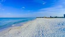 The Beach On Siesta Key Beach ...