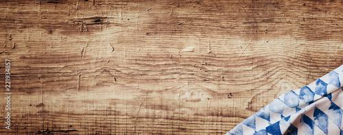 Fotografia Oktoberfest  -  Holz Hintergrund Textur leer