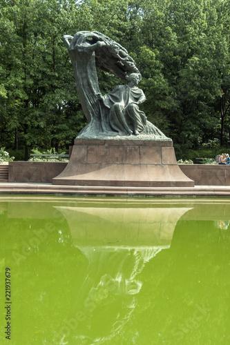 Fototapeta Chopin obraz