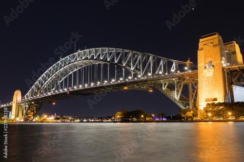Keuken foto achterwand Sydney Harbour bridge, Sydney, Australie