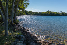 Lake Manitou Shoreline Landsca...