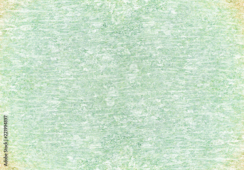 Soft Green Color Abstract Template Banner Layout Grunge Style Design Background