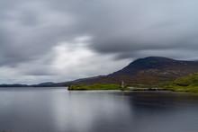 Ardvreck Castle, Loch Assynt, Highlands Scotland