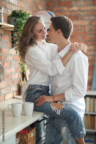 Fotografia  Beautiful couple