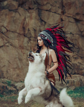 Native American Indian Hunts. ...