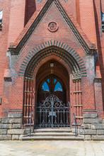The Baroque Church Poutni Kost...