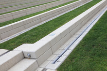 Perspective View Of Concrete S...