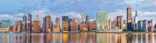 View To Manhattan Skyline From...